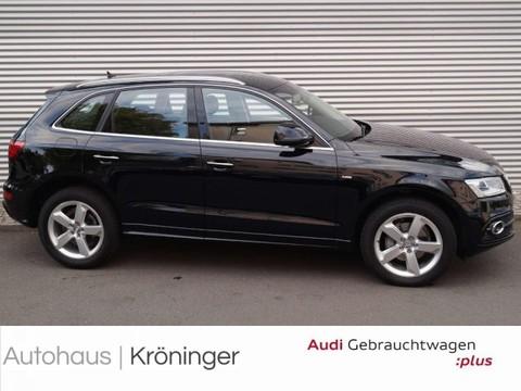 Audi Q5 2.0 TFSI quattro sport S line selection
