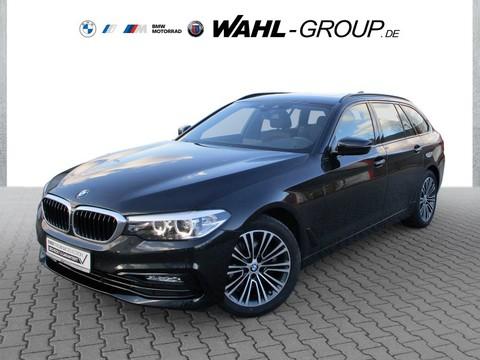 BMW 520 d Sport Line 18 Räder