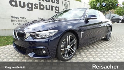 BMW 430 i A Cabrio