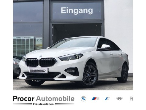 BMW 218 i Gran Coupe Sport Line Live Plus HiFi