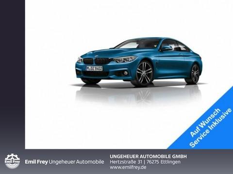 BMW 420 d Coup M Sportpaket HiFi
