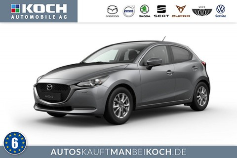 Mazda 2 SKY-G 75PS S EXCLUSIVE ACAA