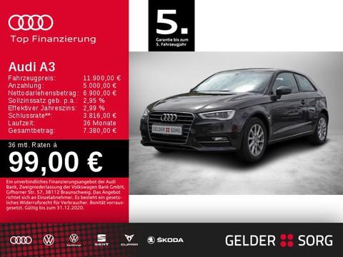 """Audi A3 1.6 TDI """"attraction"""""""