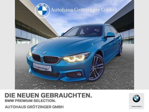 BMW 418 d M SPORTPAKET KOMFORTZUGANG