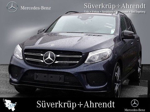 Mercedes GLE 350 d AMG 21 Exclusive Night Dist Harm