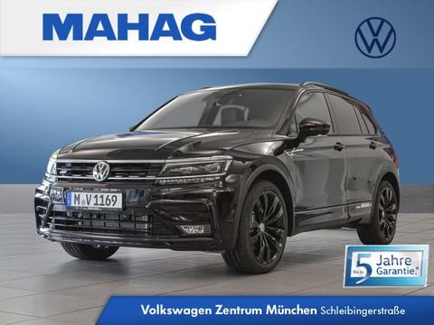 Volkswagen Tiguan 2.0 TSI Highline STH Fahrerassistenzpaket