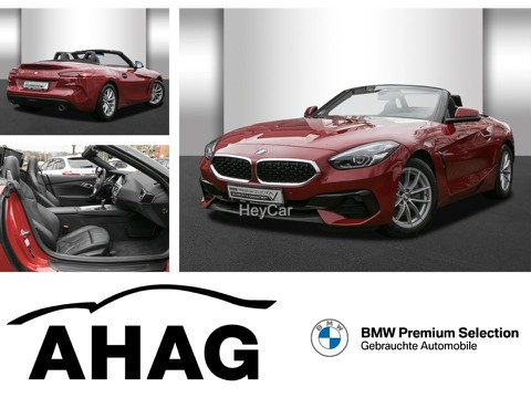 BMW Z4 sDrive20i Advantage Cabrio HIFI