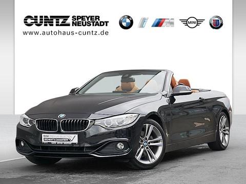 BMW 430 i Cabrio Sport Line HiFi