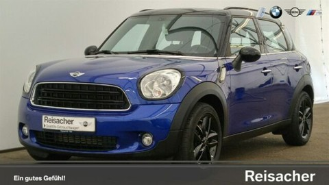 MINI Cooper D Country man