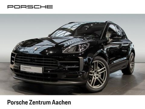 Porsche Macan S Abstandsregeltempostat