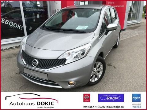 Nissan Note 1.2 i Acenta 80PS