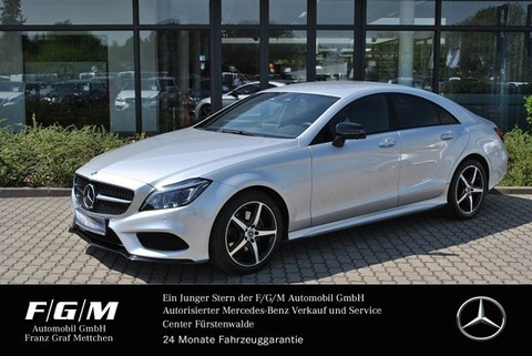 Mercedes CLS 220 d AMG Com ° H&K Night 80L