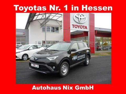 Toyota RAV 4 Hybrid 4x2 Executive BSM RCTA EASYLOAD
