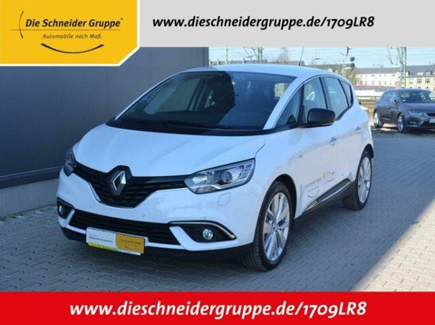 Renault Scenic ENERGY TCe 115 Limited