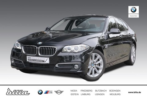 BMW 525 d Limousine HiFi Prof Komfortzg