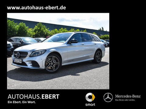 Mercedes-Benz C 220 d T AMG-Line