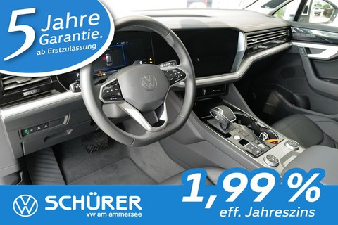 Volkswagen Touareg 3.0 TDI Elegance LEDmatrix Standheizg Innovision KreuzungsAssist