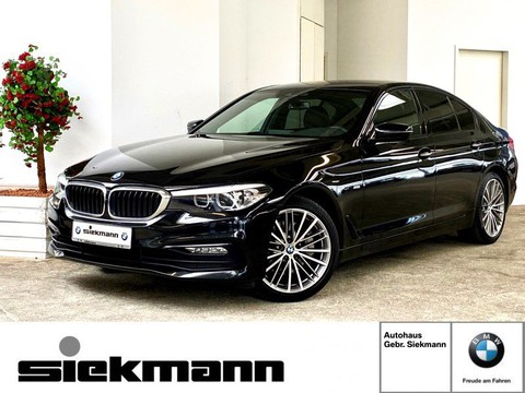 BMW 530 i Limousine HK HiFi Prof