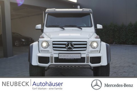 Mercedes G 500 Station-Wagen lang G 500 ²