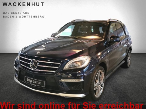 Mercedes-Benz ML 63 AMG Drivers Package Distron