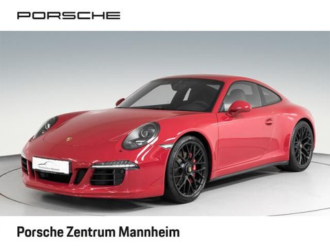 Porsche 911 Carrera 4 GTS Schalter Komfortpaket