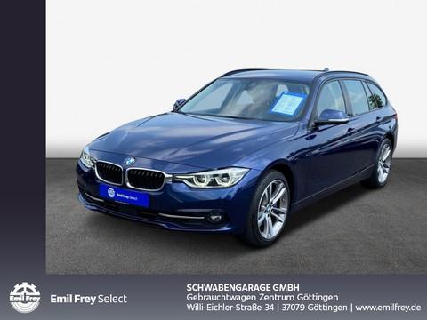 BMW 335 d xDrive Sport Line