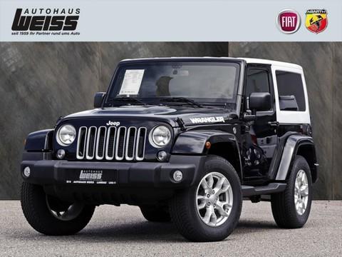 Jeep Wrangler 2.8 Hard-Top CRD Automatik JK Final Edition