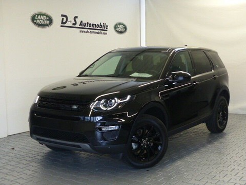 Land Rover Discovery Sport TD4 SE Black Pack