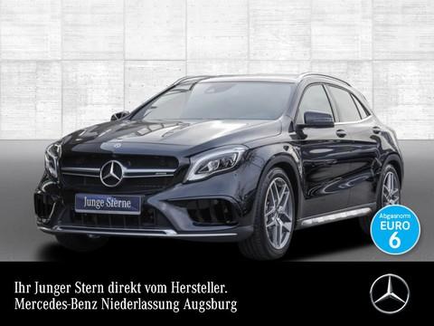 Mercedes GLA 45 AMG 360° GO