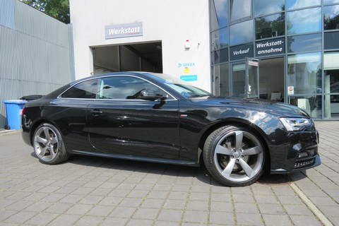 Audi A5 1.8 TFSI Coupe S Line Sport Edtion 19Zoll