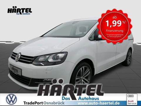 Volkswagen Sharan HIGHLINE TDI ( RADAR FAHRWERK