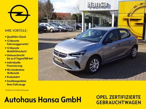 Opel Corsa 1.2 F Edition