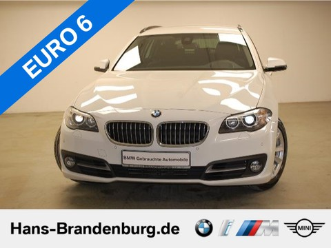 BMW 520 dA - NaviProf H&K Komfortsitze