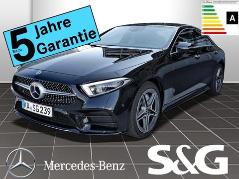 Mercedes-Benz CLS 300 d AMG-Line Surround LMR
