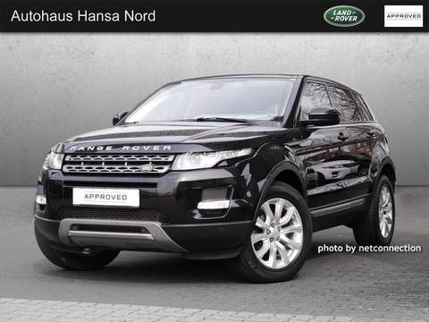 Land Rover Range Rover Evoque TD4 Pure