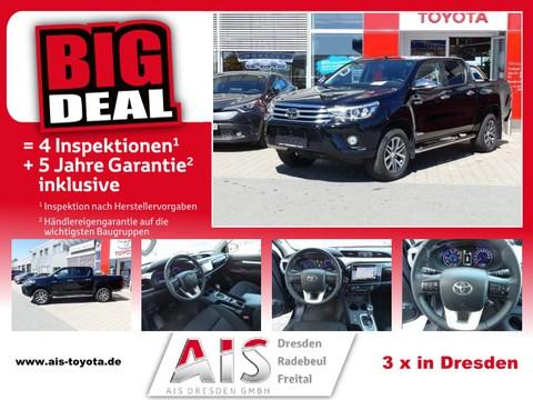 Toyota Hilux 2.4 D-4D Double Cab Executive Lad