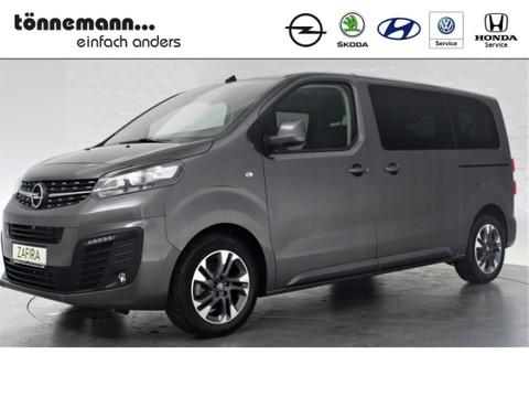 Opel Zafira Life EDITION M DISPLAY MÜDIGKEITSERKENNUNG