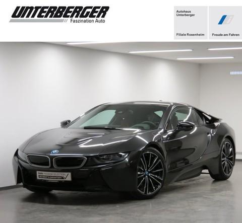 BMW i8 Coupé HK HiFi Prof Komfortzg