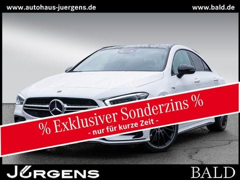 Mercedes-Benz CLA 35 AMG Coupé Perf-Sitze Aero Burm 19