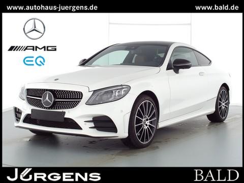 Mercedes-Benz C 400 Coupé AMG-Sport Wide