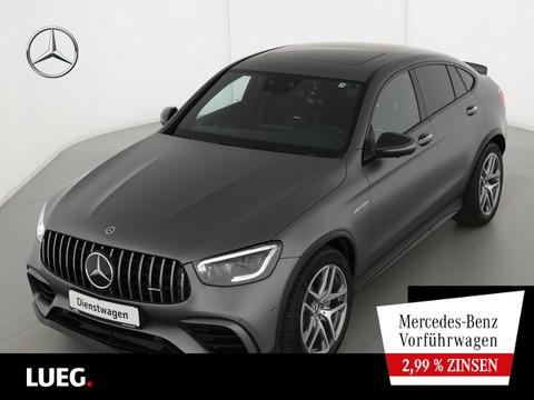 Mercedes-Benz GLC 63 AMG Coupé grau magno AERO NP127T