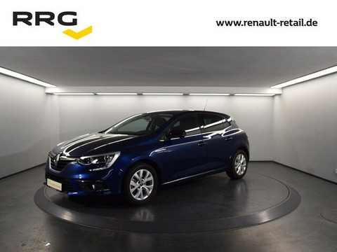 Renault Megane IV LIMITED DELUXE TCe HEIZUNG