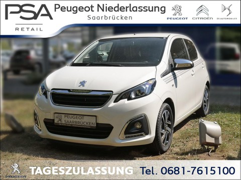 Peugeot 108 VTI 72 Collection