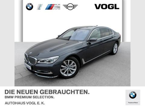 BMW 730 d Limousine Touch Command Gestiksteuerung