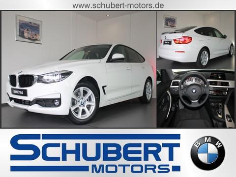 BMW 318 Gran Turismo Automatik