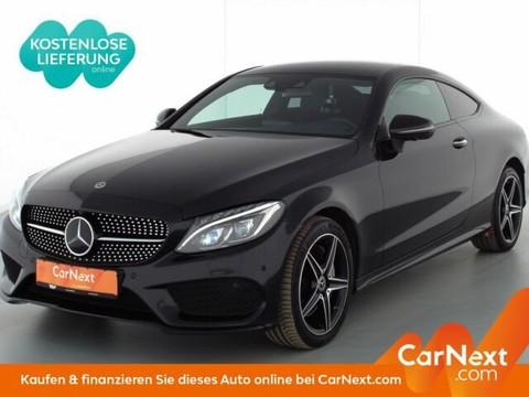 Mercedes-Benz C 250 d Coupe TRONIC AMG Line