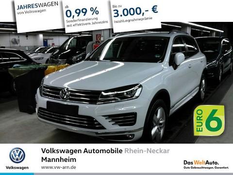 Volkswagen Touareg 3.0 TDI R-Line Automatik Gar 2022