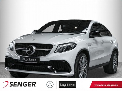 Mercedes-Benz GLE 63 AMG S Driver`s