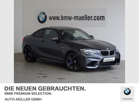 BMW M2 Coupé Komfortzugang Harman