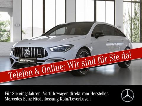 Mercedes-Benz CLA 45 AMG SB ST Driversp Perf-Sitze Perf-Lenk